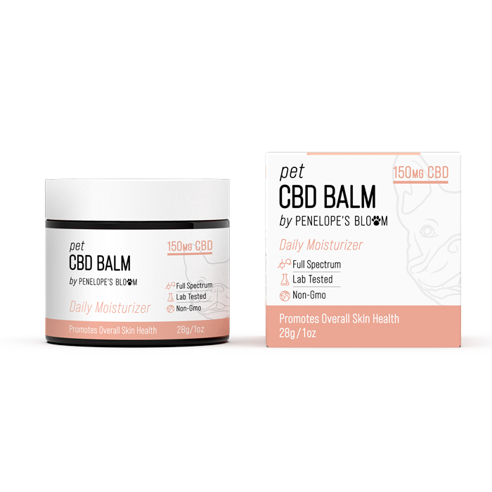 Penelope' s Bloom Balm 150mg Box - Front