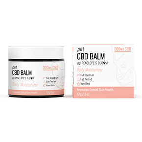 Penelopes Bloom PET CBD Balms